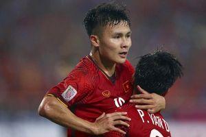 Quang Hải: 'Chúng tôi sẽ nghỉ ngơi, ăn uống và chuẩn bị tốt cho trận chung kết'