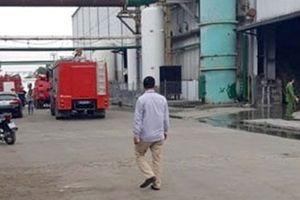 Nhà máy thép ở Hải Phòng phát nổ,1 người chết, 11 người bị thương