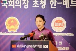 Chủ tịch Quốc hội: Việt Nam luôn mở cửa chào đón doanh nghiệp Hàn Quốc