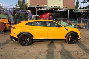 Lamborghini Urus thứ ba đặt chân đến Việt Nam
