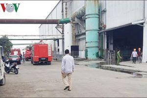 Tìm thấy thi thể nạn nhân mắc kẹt trong vụ nổ ở Công ty thép Dragon