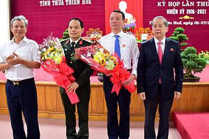 Thừa Thiên Huế: Giám đốc Sở Kế hoạch và Đầu tư trở thành Phó Chủ tịch UBND tỉnh
