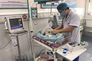 Kích hoạt quy trình báo động đỏ cứu hai mẹ con sản phụ nguy kịch