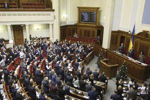 Quốc hội Ukraine bỏ phiếu chấm dứt Hiệp ước Hữu nghị với Nga