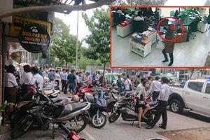 Cướp ngân hàng ở TP.HCM: Nghi phạm là đôi nam nữ