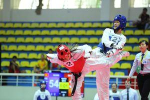 Đoàn Hà Nội giành 1 Huy chương vàng trong ngày thi đấu cuối cùng môn Taekwondo