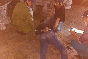 Đối tượng nổ súng trong chùa ở Thái Nguyên khai gì?