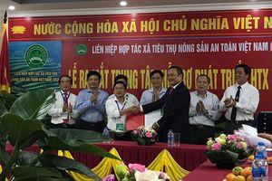 Ra mắt Trung tâm Hỗ trợ phát triển hợp tác xã Việt Nam