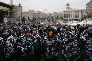 Quân đội Ukraine 'không để yên' sóng gió với Nga tại eo biển Kerch