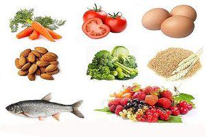 Những thực phẩm 'vàng' từ tự nhiên giúp đôi mắt khỏe