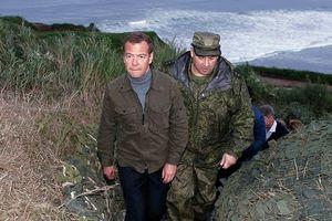 Nga lập trạm radar trên đảo tranh chấp với Nhật