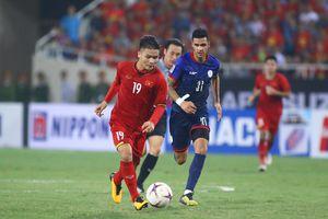 Bàn thắng của Quang Hải lọt tốp đẹp nhất vòng bán kết AFF Cup