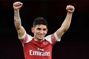 Lucas Torreira lập siêu phẩm, Arsenal duy trì mạch bất bại