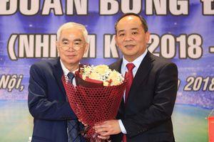 Thứ trưởng Lê Khánh Hải làm Chủ tịch Liên đoàn Bóng đá Việt Nam