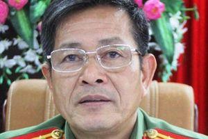 Kỷ luật nguyên Giám đốc công an Đà Nẵng
