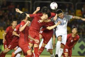 Gục ngã trước Việt Nam, hậu vệ Philippines đổi lỗi cho thể thức thi đấu