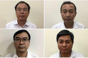 Bắt tạm giam nguyên Phó Chủ tịch Thường trực UBND TP Hồ Chí Minh