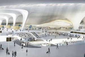 Sân bay Quốc tế mới của Bắc Kinh