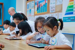 Trường Phổ thông Quốc tế Việt Nam - Phần Lan tuyển sinh năm 2019
