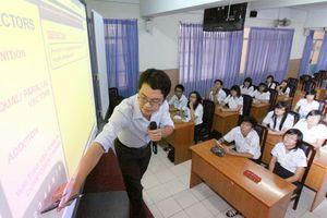 Triển khai CLB dạy học Toán bằng Tiếng Anh tại một số trường THCS, THPT