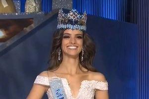 Cận cảnh nhan sắc người đẹp Mexico đăng quang Hoa hậu Thế giới 2018