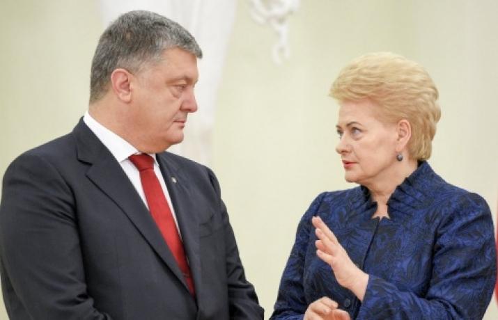 Quyết ủng hộ Ukraine, Litva công bố lệnh trừng phạt Nga