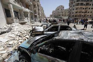 Syria tố liên quân do Mỹ dẫn đầu không kích thường dân, phá hủy bệnh viện