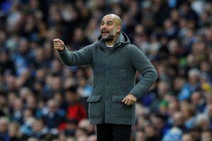 HLV Guardiola khẳng định Man City sẽ không bị UEFA loại khỏi Champions League