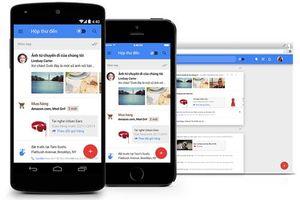 Google đưa Smart Reply đến ứng dụng Hangouts Chat