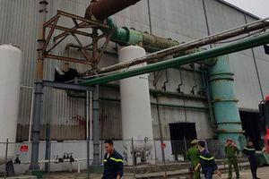 Nổ lò luyện thép tại Hải Phòng: Thêm 1 nạn nhân tử vong