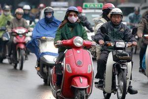Dự báo thời tiết 8/12: Hà Nội mưa, rét 14 độ