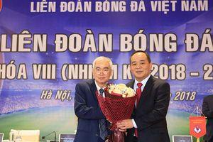 Thứ trưởng Lê Khánh Hải đắc cử Chủ tịch VFF khóa 8