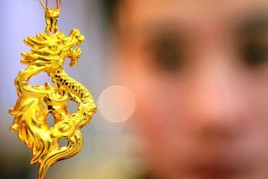 Giá vàng tăng mạnh lên cao nhất trong gần 5 tháng