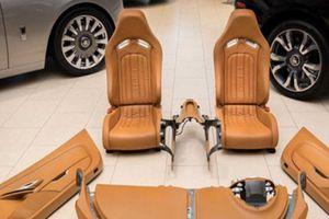 Bộ nội thất Bugatti Veyron được 'hét' giá 3,5 tỷ đồng có gì đặc biệt?