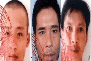 3 phạm nhân 'vượt ngục' tại tỉnh Kiên Giang đã bị bắt