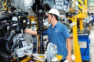 Không được thay đổi mẫu xe đã đăng ký chương trình ưu đãi thuế nhập khẩu linh kiện ô tô