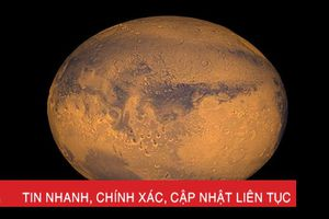 Tàu thăm dò NASA giúp con người lần đầu tiên nghe tiếng gió trên sao Hỏa