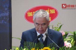 Chủ tịch VFF Lê Hùng Dũng nêu những điều VFF khóa VII chưa làm được suốt nhiệm kỳ