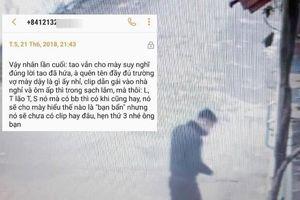 Hé lộ tin nhắn đe dọa người tố cáo ông Mai Tuấn Anh, Chủ tịch VEC