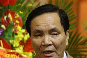 Phó Chủ tịch phụ trách tài chính VFF Cấn Văn Nghĩa cam kết nguồn thu của VFF sẽ hơn 400 tỷ