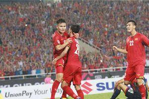 Đội hình xuất sắc nhất bán kết AFF Cup: Tôn vinh 'Song sát' Quang Hải – Văn Đức