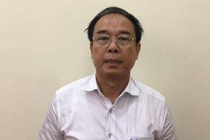 Bắt tạm giam cựu Phó Chủ tịch Thường trực UBND TPHCM Nguyễn Thành Tài