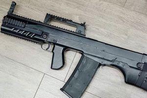 Súng tiểu liên hạng nặng tầm gần ShAK-12, vũ khí chống khủng bố Việt Nam nên trang bị