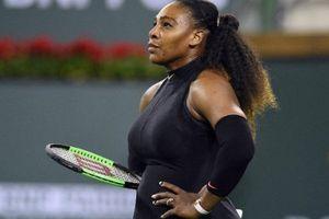 Đây, lý do khiến Serena từ bỏ ý định 'cạch mặt' Indian Wells