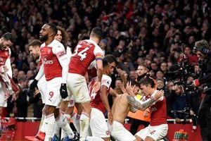 TRỰC TIẾP Arsenal 1-0 Huddersfield: Torreira hóa người hùng (Kết thúc)