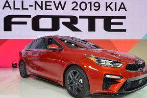 Xem trước KIA Cerato 2019 sắp được bán tại Việt Nam