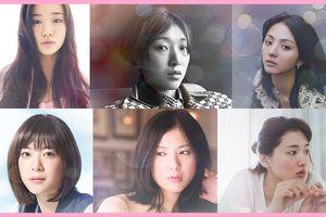 Điểm qua 10 nữ diễn viên 8x tài năng nhất Nhật Bản
