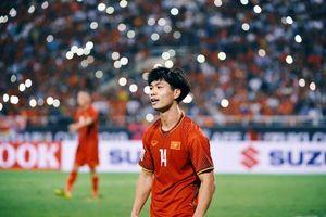 CĐV Việt Nam và cách ăn mừng độc đáo đậm chất '4.0' tại AFF Cup 2018 khiến nhiều đối thủ ghen tị