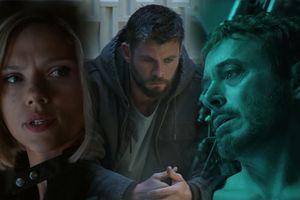 Không tiết lộ gì nhiều, vì sao trailer 'Avengers: Endgame' vẫn khiến khán giả bấn loạn?