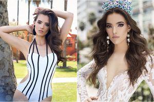 Đại diện Mexico vừa đăng quang Miss World 2018: Đẹp như nữ thần, học giỏi và thạo tới 2 loại ngoại ngữ